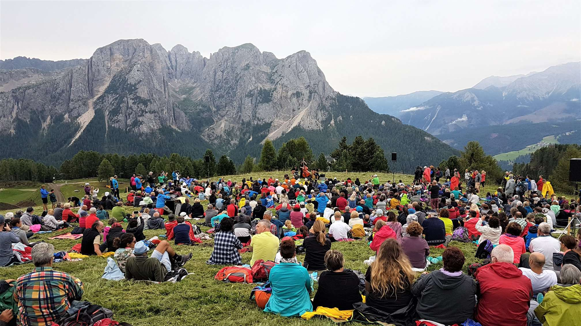 SOUNDS OF THE DOLOMITES