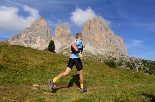 Sellaronda Trail Running